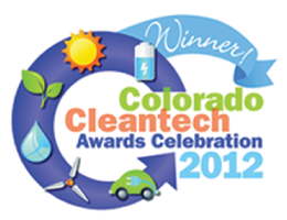 Colorado Cleantech award