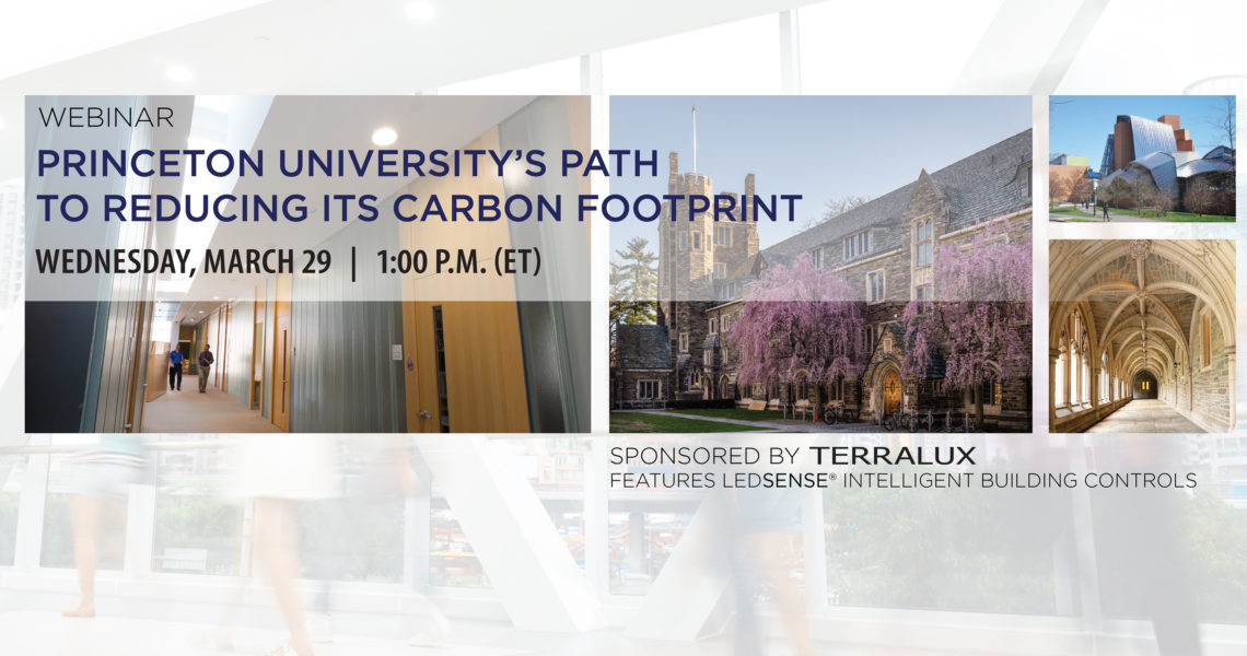 Princeton University's Path to Reducing its Carbon Footprint