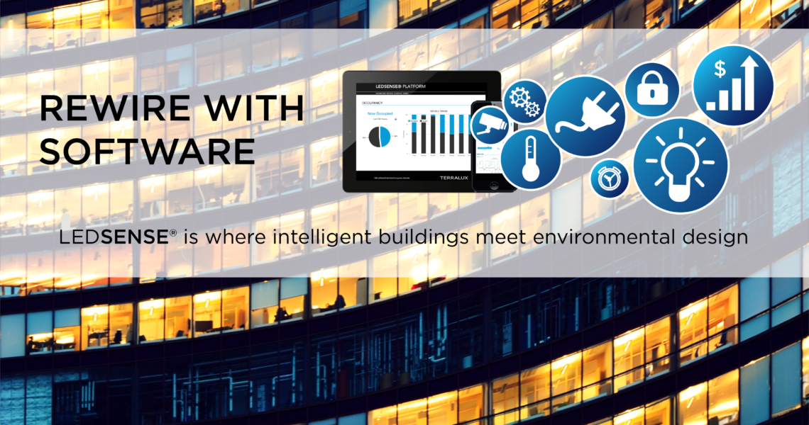 LEDSENSE – Intelligent Building Solutions