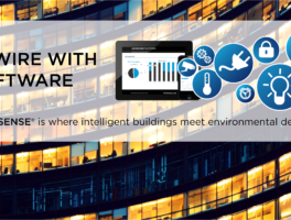 LEDSENSE IoT Intelligent building solutions smart building controls