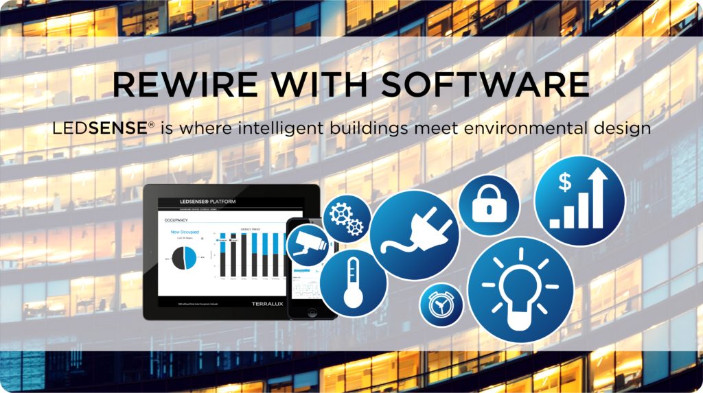 LEDSENSE - IoT Intelligent Building Solutions with People at the Heart of Design